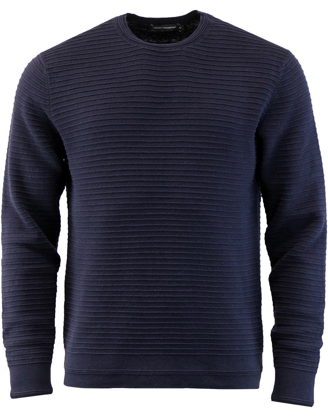 FRENCH CONNECTION Textured Crew Neck Jumper
