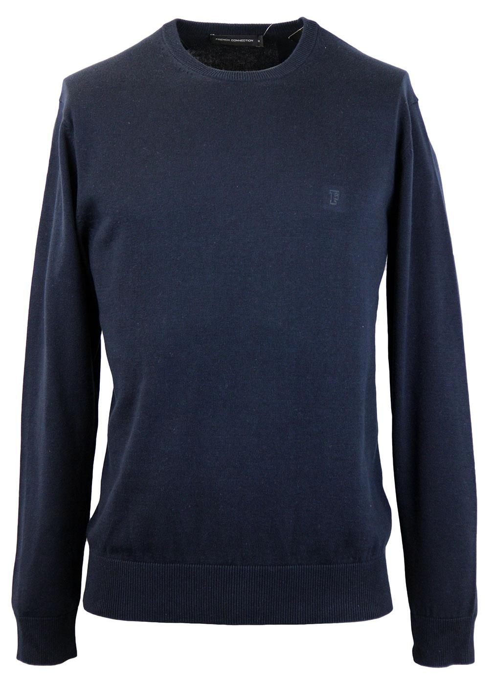 FRENCH CONNECTION Auderly Retro Crew Neck Jumper
