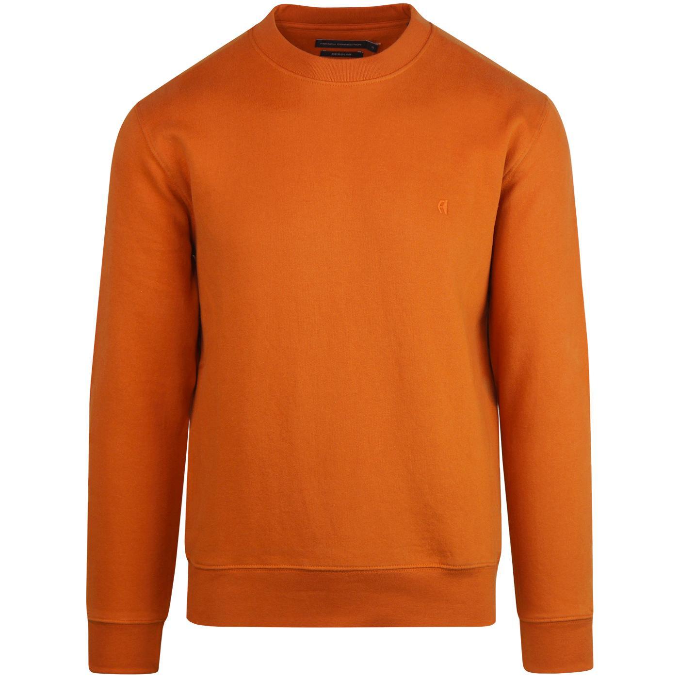Sunday FRENCH CONNECTION Retro Sweatshirt (Orange)