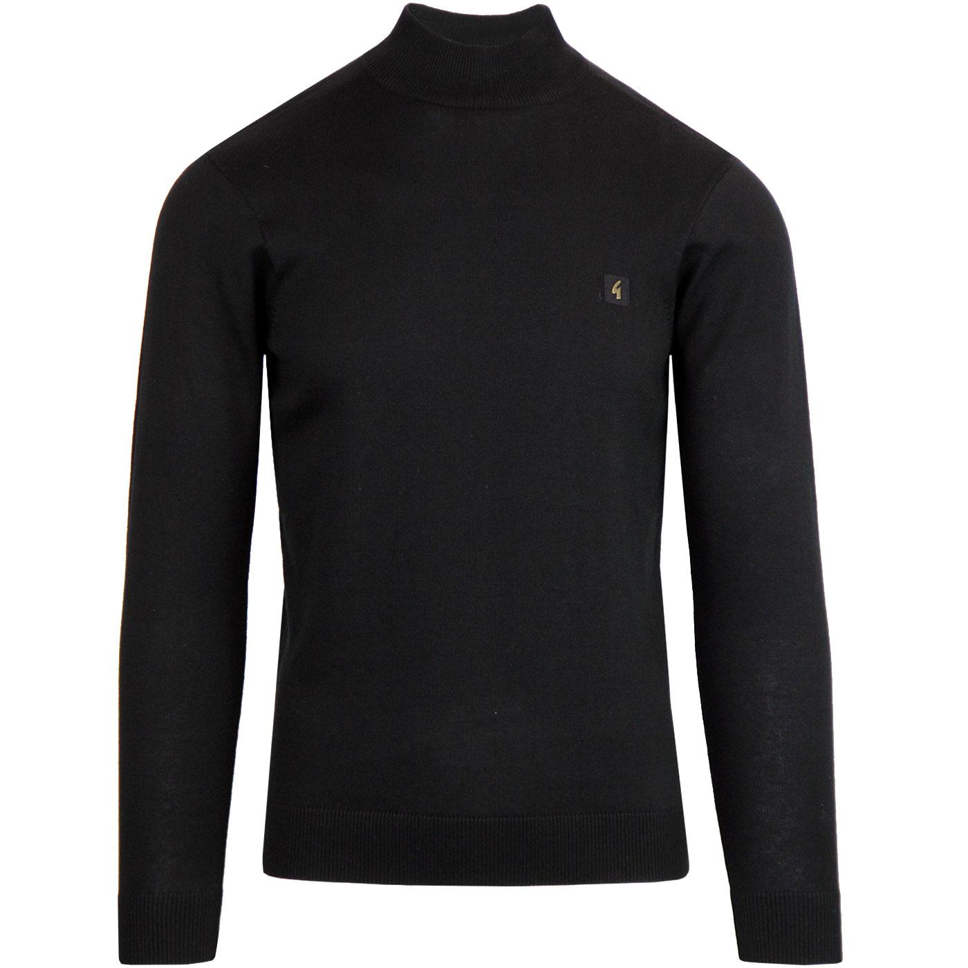 Duke GABICCI VINTAGE Retro Turtle Neck Jumper (B)