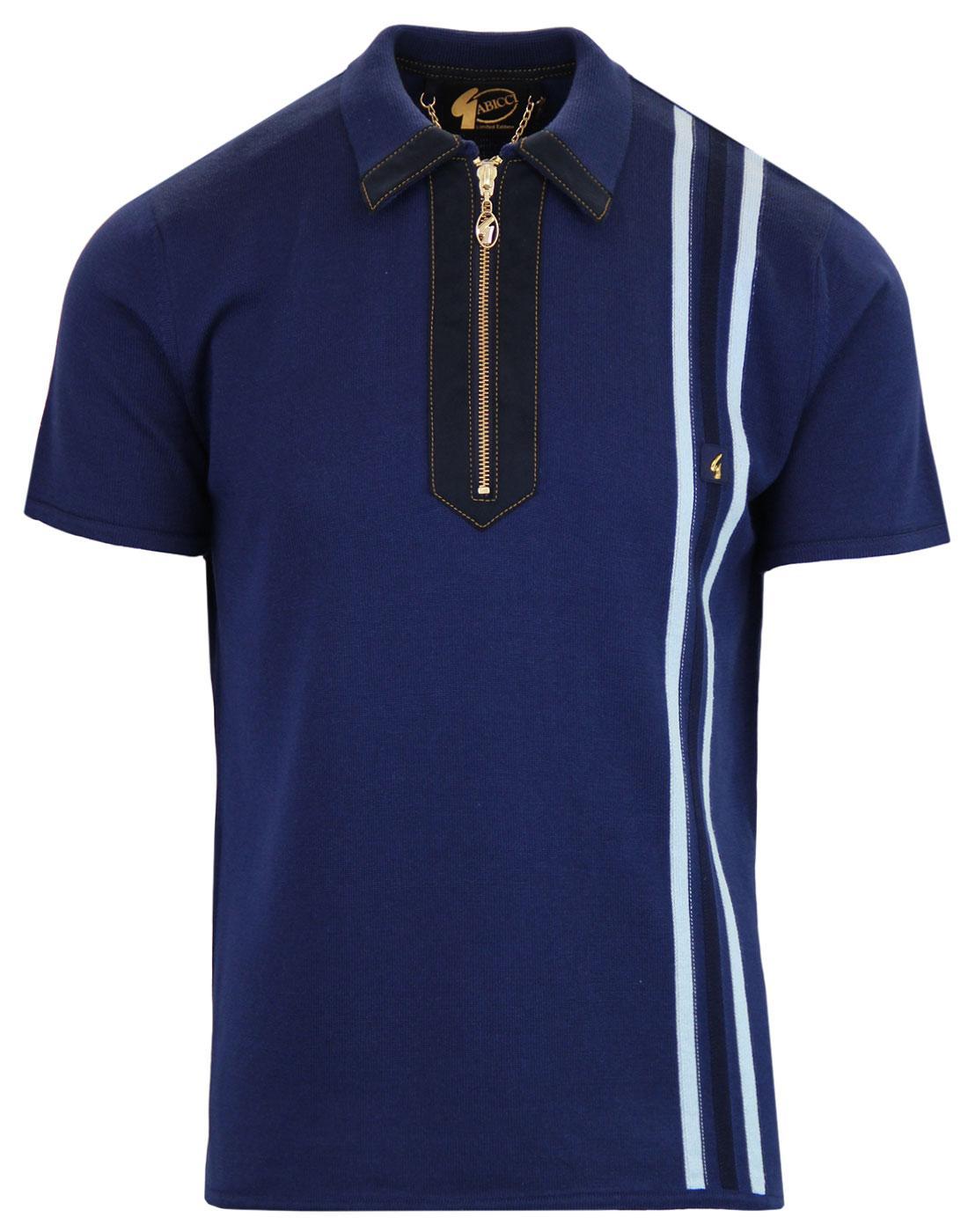 Pitstop GABICCI VINTAGE Ltd Edition Mod Knit Polo