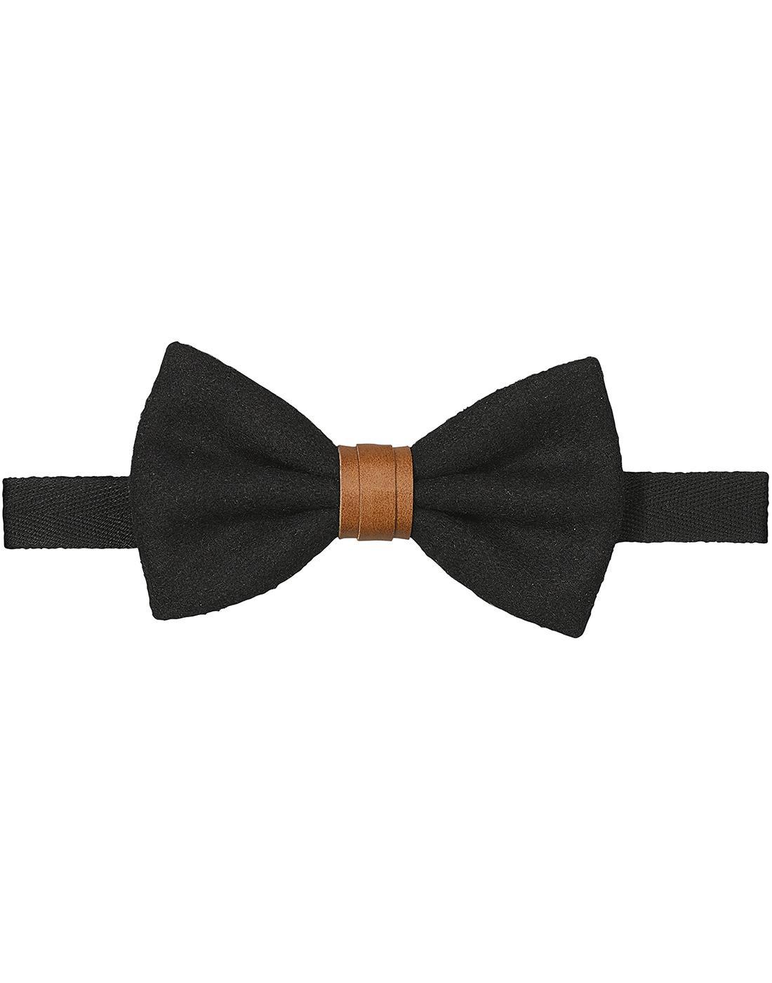 GENTLEMEN'S HARDWARE Vintage Pre-Tied Bow Tie (Bl)