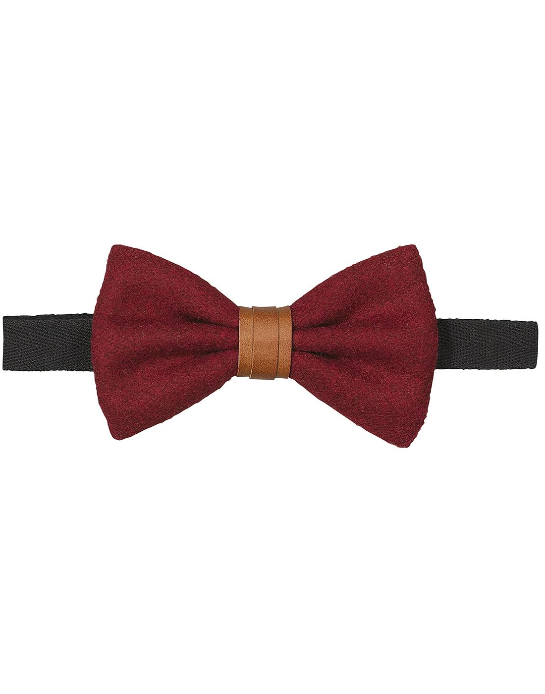 GENTLEMEN'S HARDWARE Vintage Pre-Tied Bow Tie (Bu)
