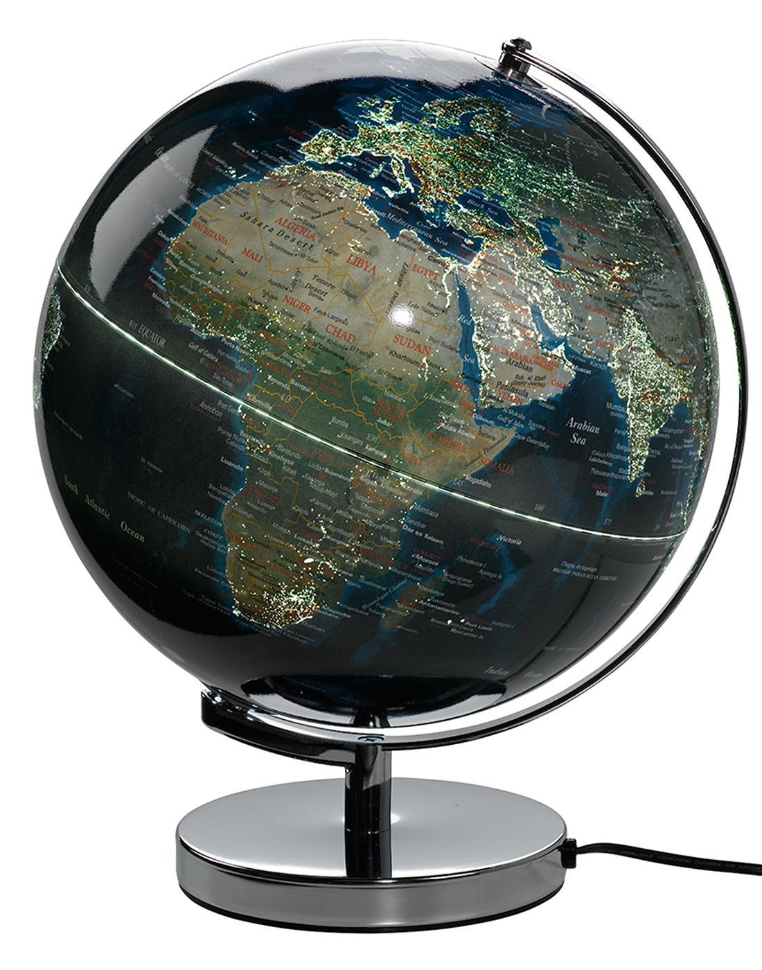 GENTLEMEN'S HARDWARE Retro City Lights Globe Lamp