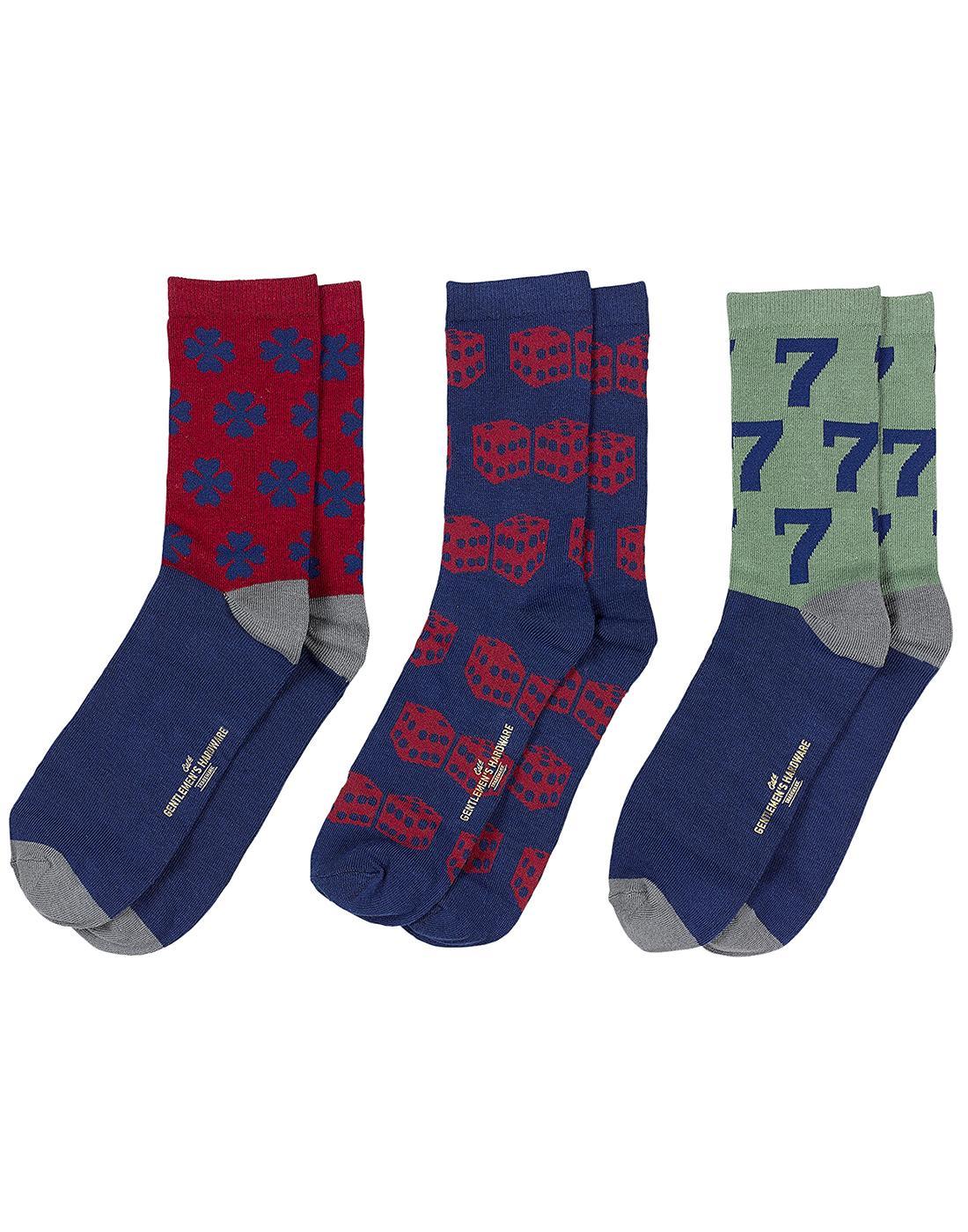 Lucky Socks GENTLEMEN'S HARDWARE Gift Set Socks
