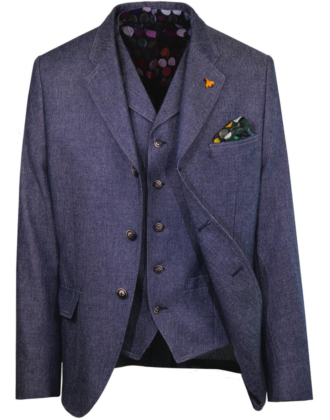 Grouse GIBSON LONDON Matching Blazer & Waistcoat B