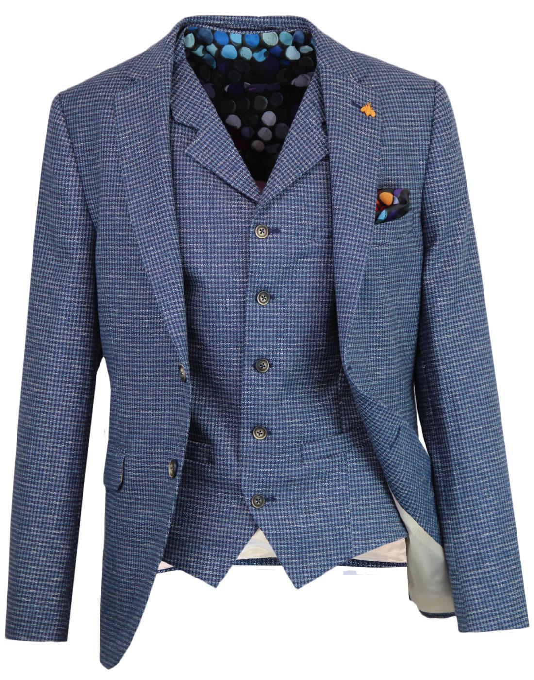 GIBSON LONDON Matching Moorgate Blazer & Waistcoat