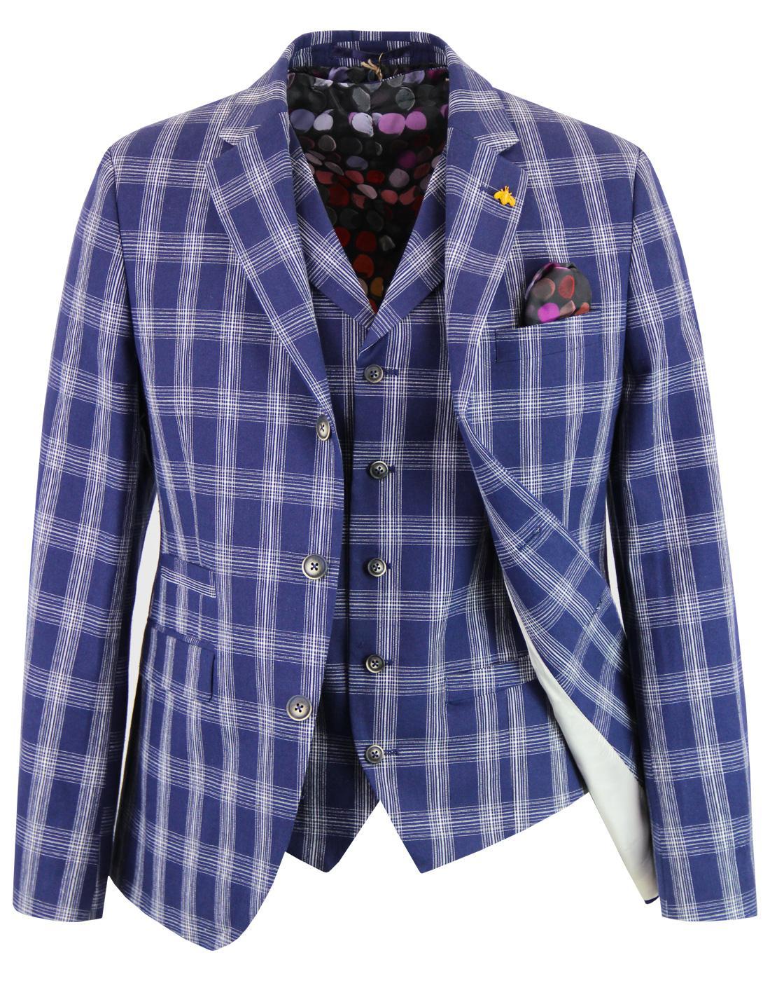 Moorgate GIBSON LONDON Matching Blazer & Waistcoat