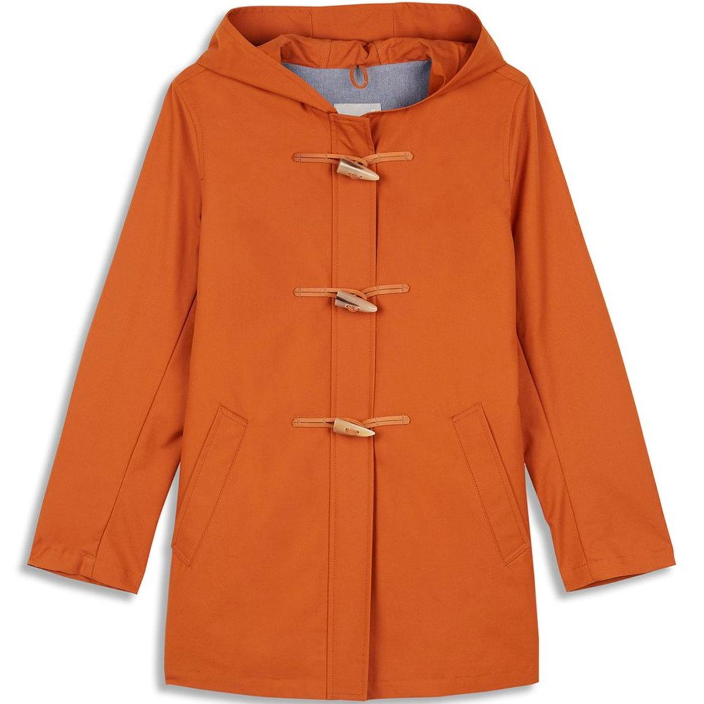 Lucy GLOVERALL Women's Showerproof Duffle Coat G