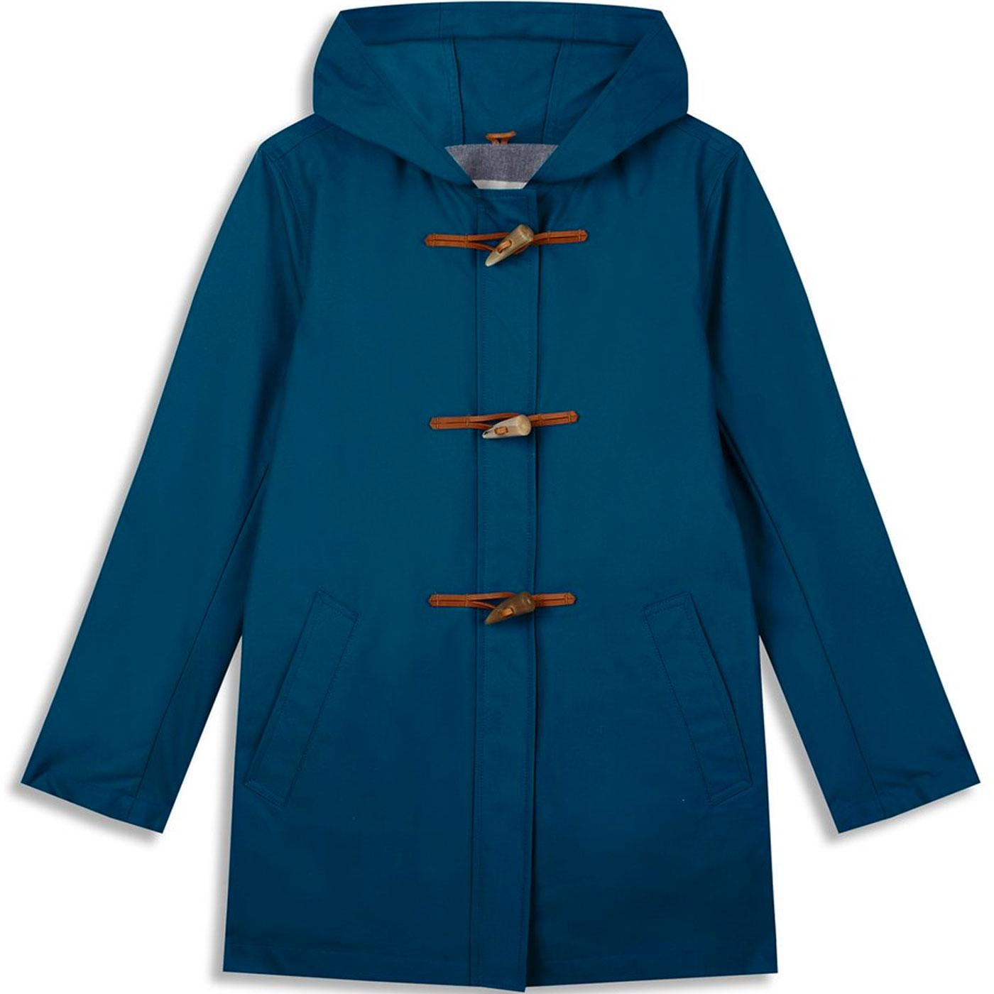 Lucy GLOVERALL Women's Showerproof Duffle Coat P