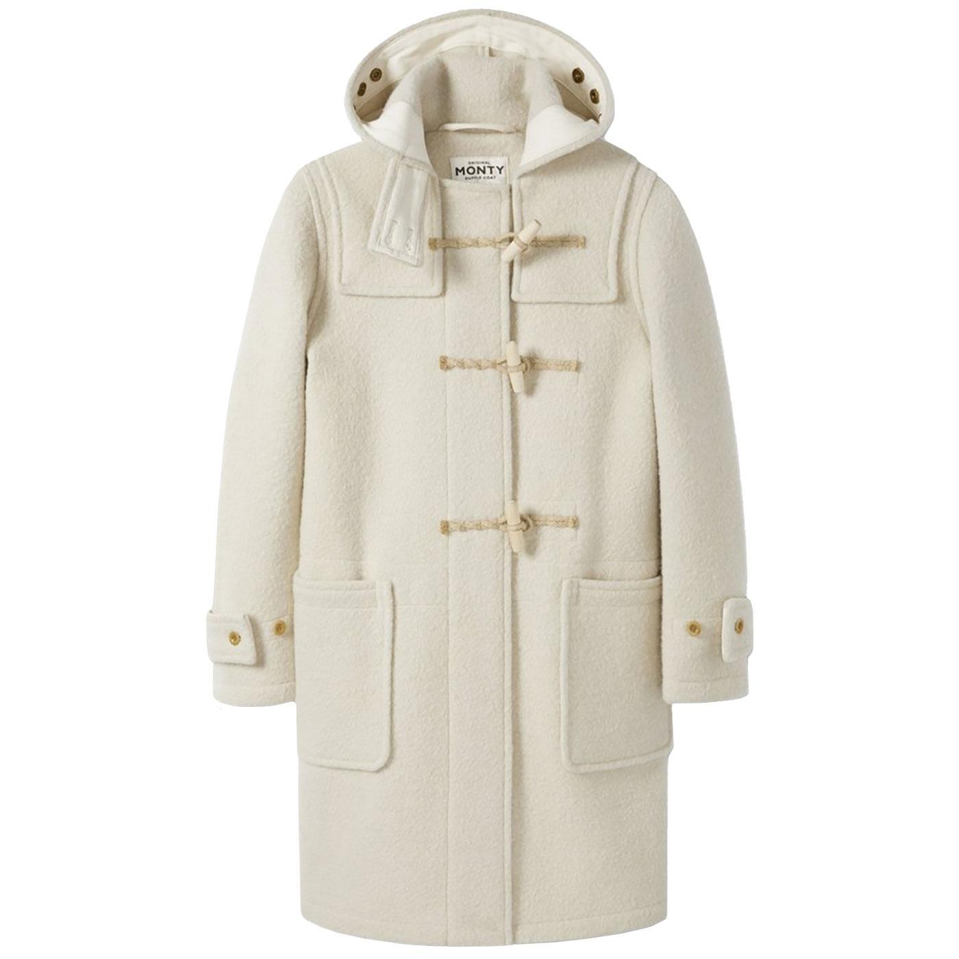 GLOVERALL Women's Retro Original Monty Duffle Coat