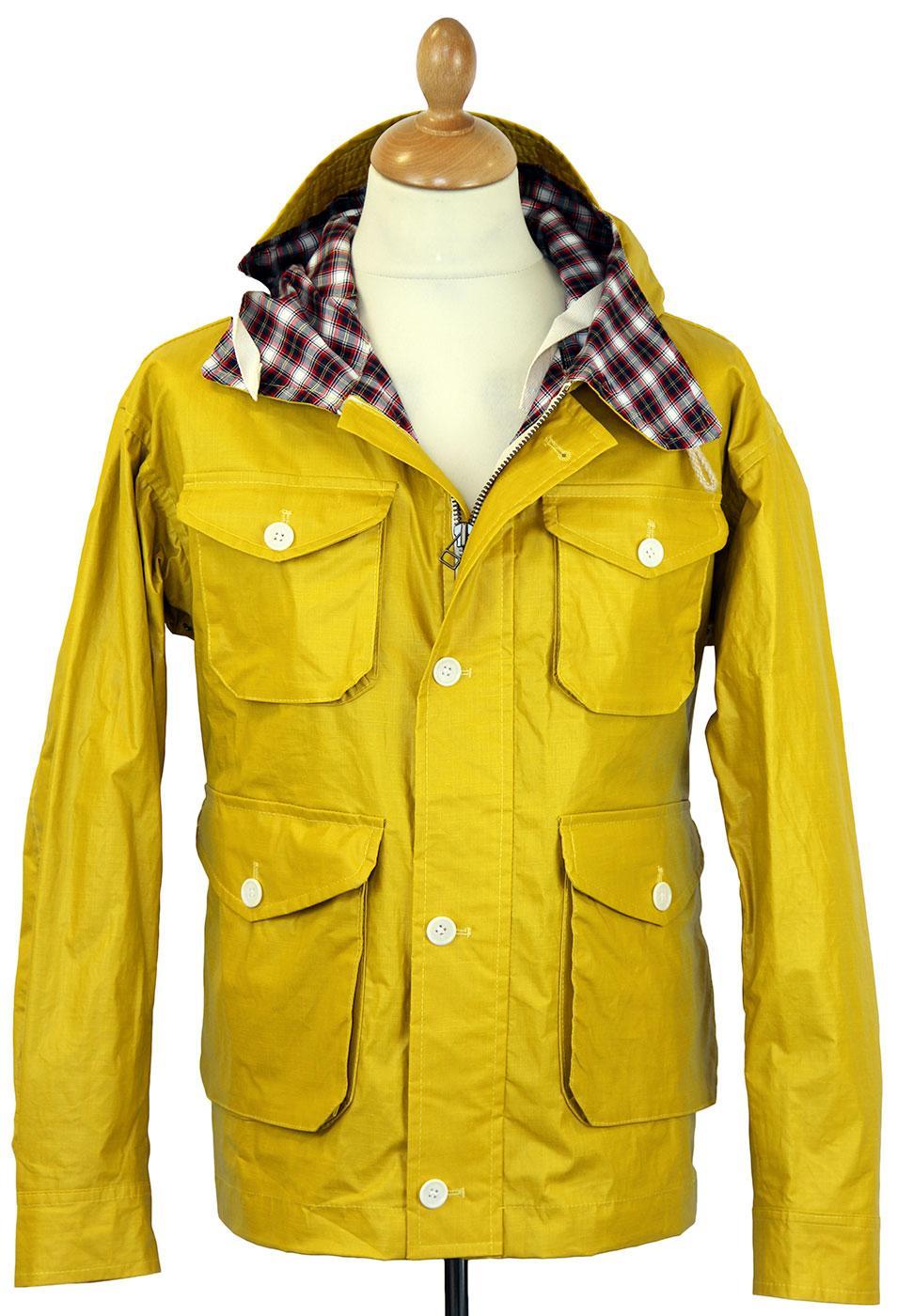 GLOVERALL 3535 Made in England Windbreaker Jacket