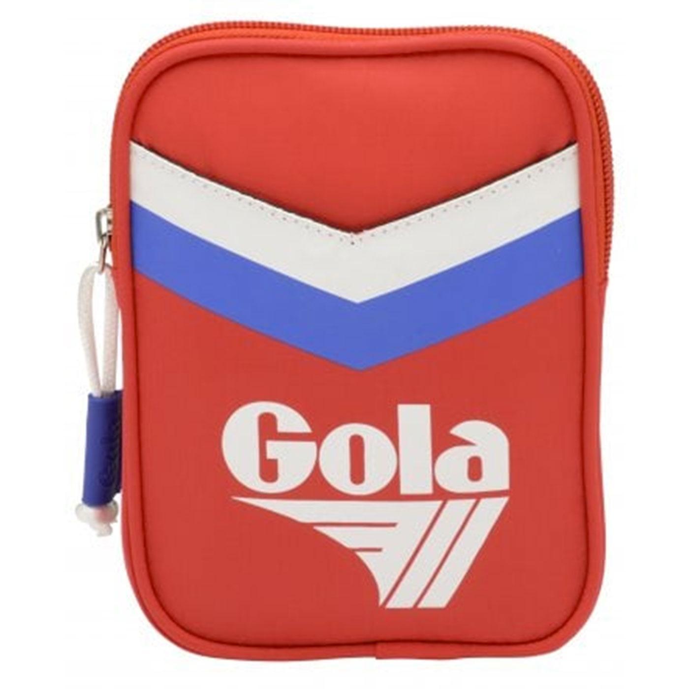 Goodman Chevron GOLA Retro Micro Pocket Bag (R/B)