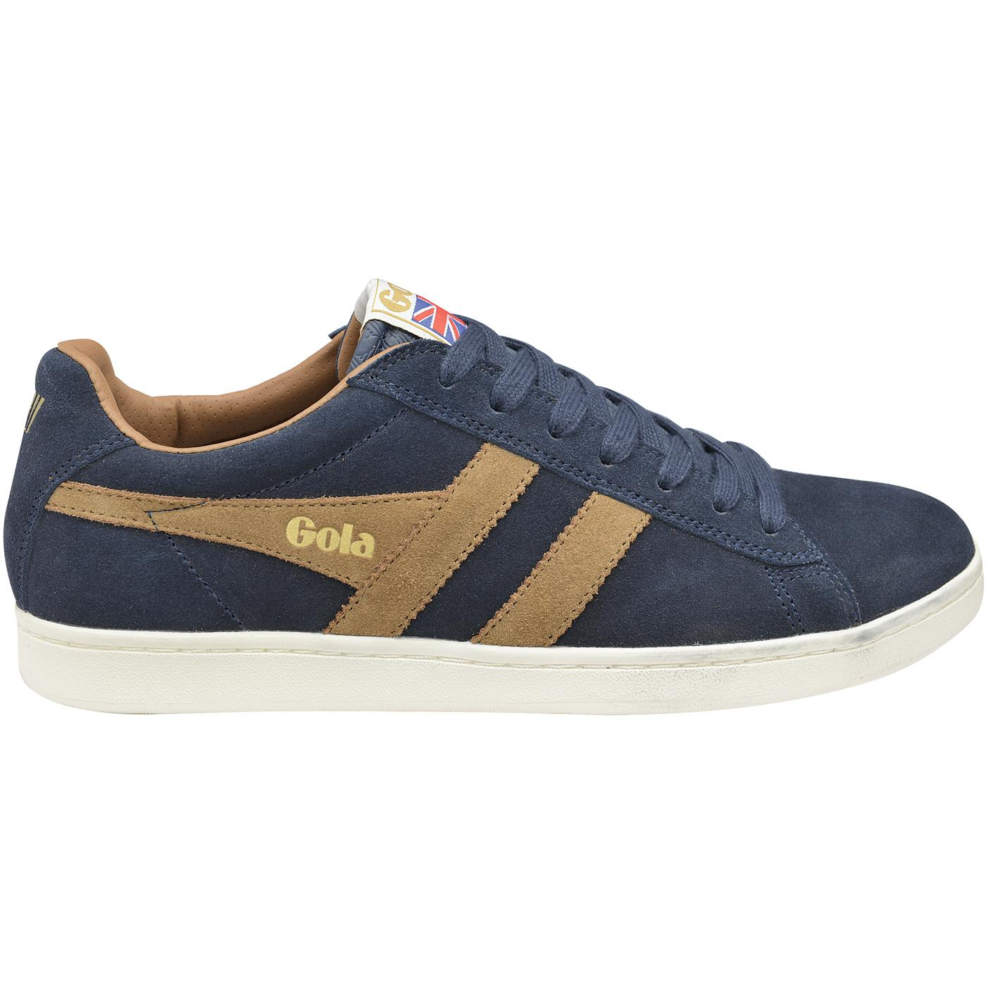 Equipe GOLA Retro 70s Archive Suede Trainers (N/T)