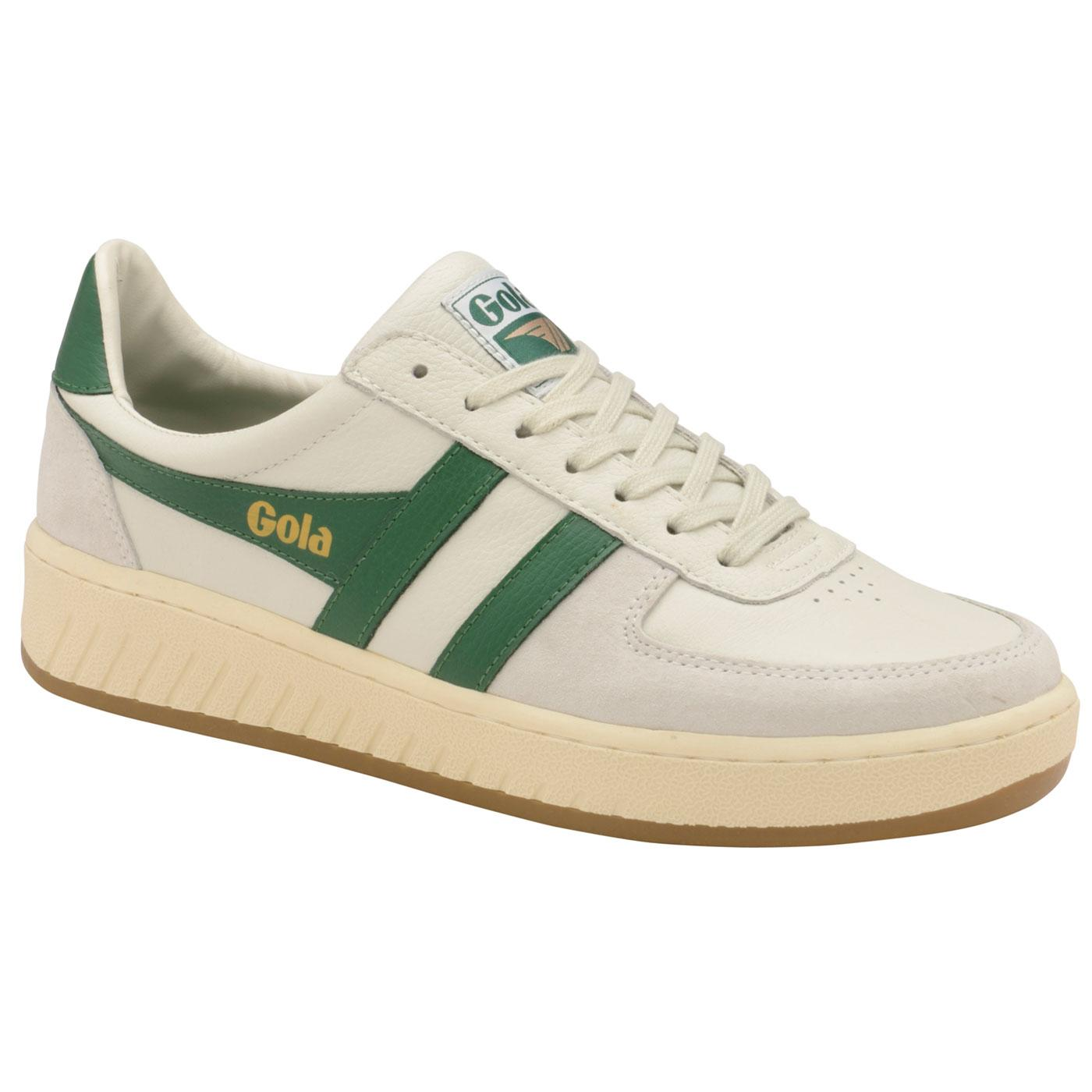 Grandslam 78 GOLA Retro 1970s Archive Trainers W/G