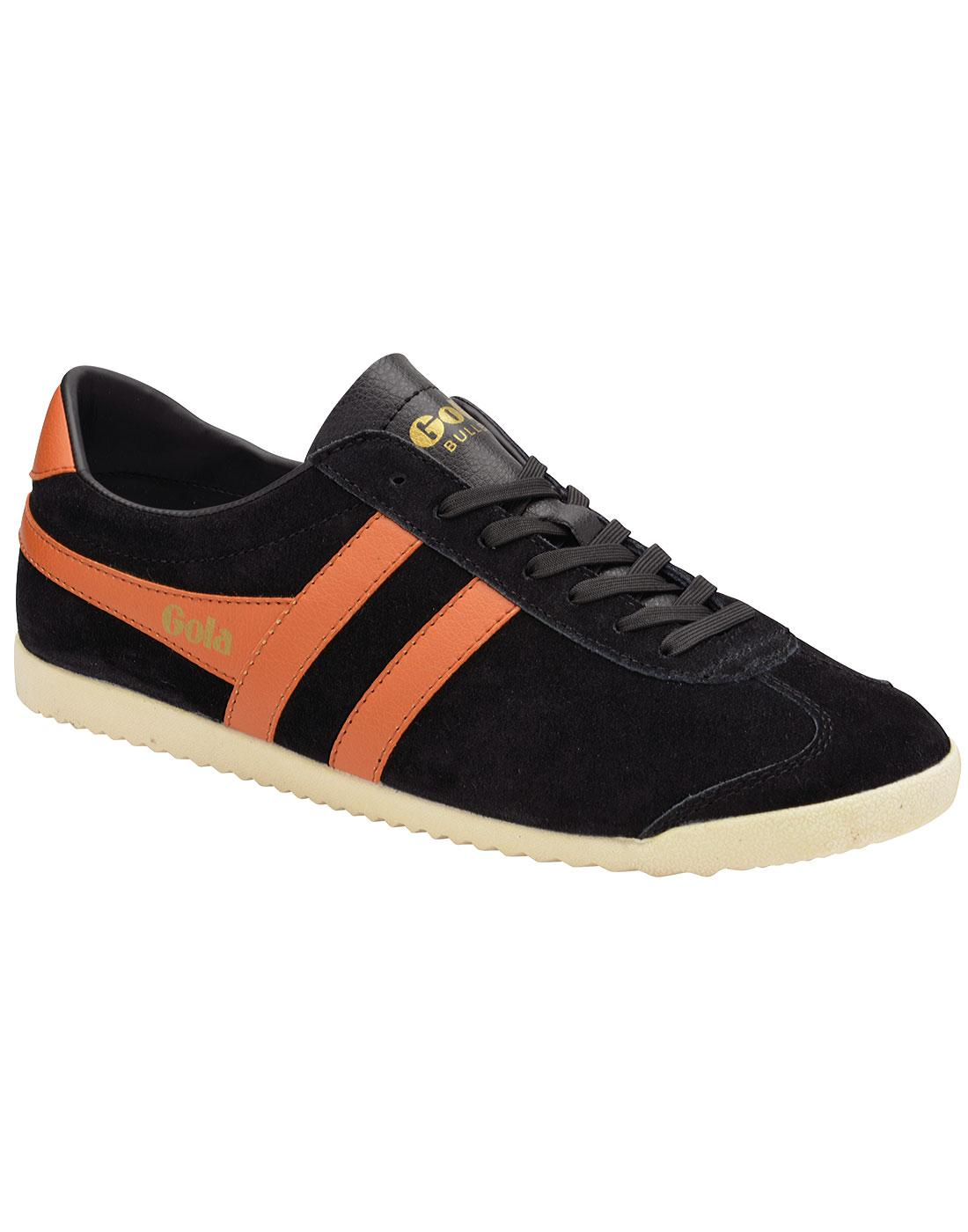 Bullet Suede GOLA Retro 70s Indie Trainers (B/MO)
