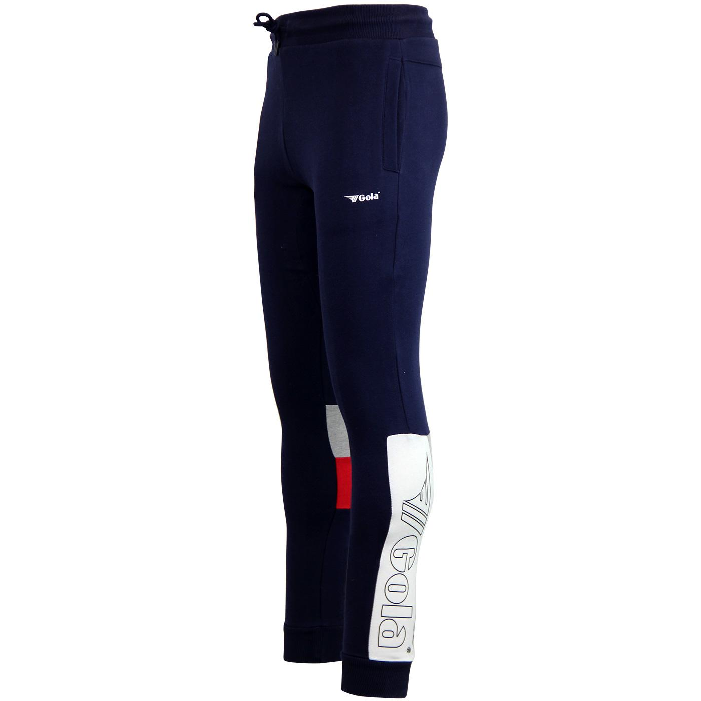 Sadler GOLA CLASSICS Retro Panelled Track Pants