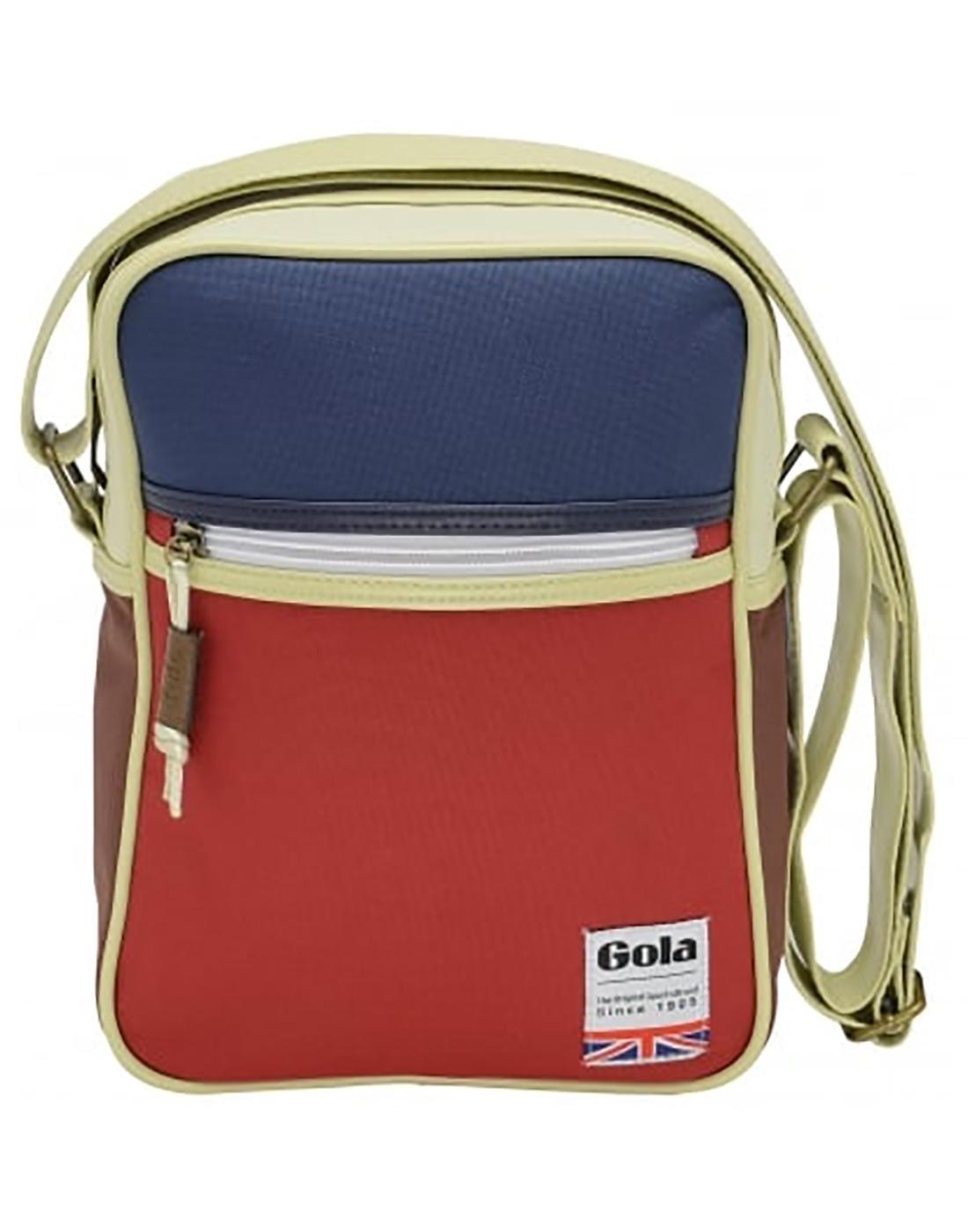Mini Bronson GOLA Retro 70s Mini Messenger Bag