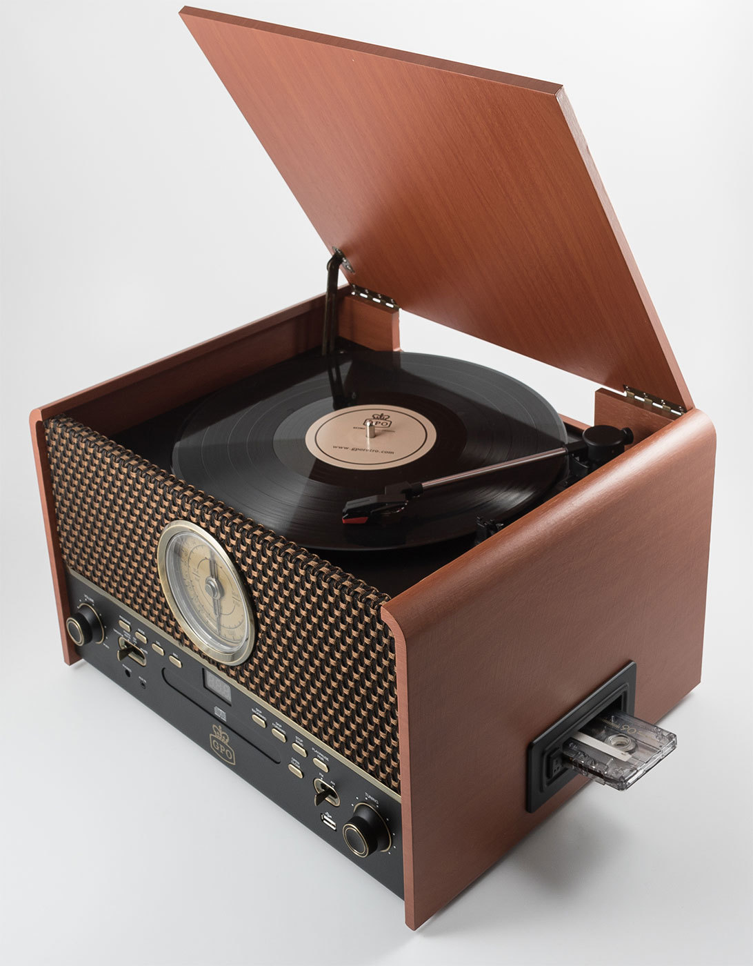 Chesterton GPO RETRO 1950s Vintage USB Turntable