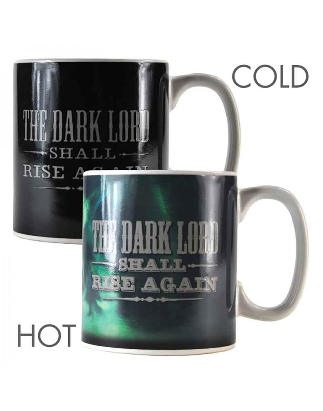 Dark Lord HARRY POTTER Retro Heat Changing Mug