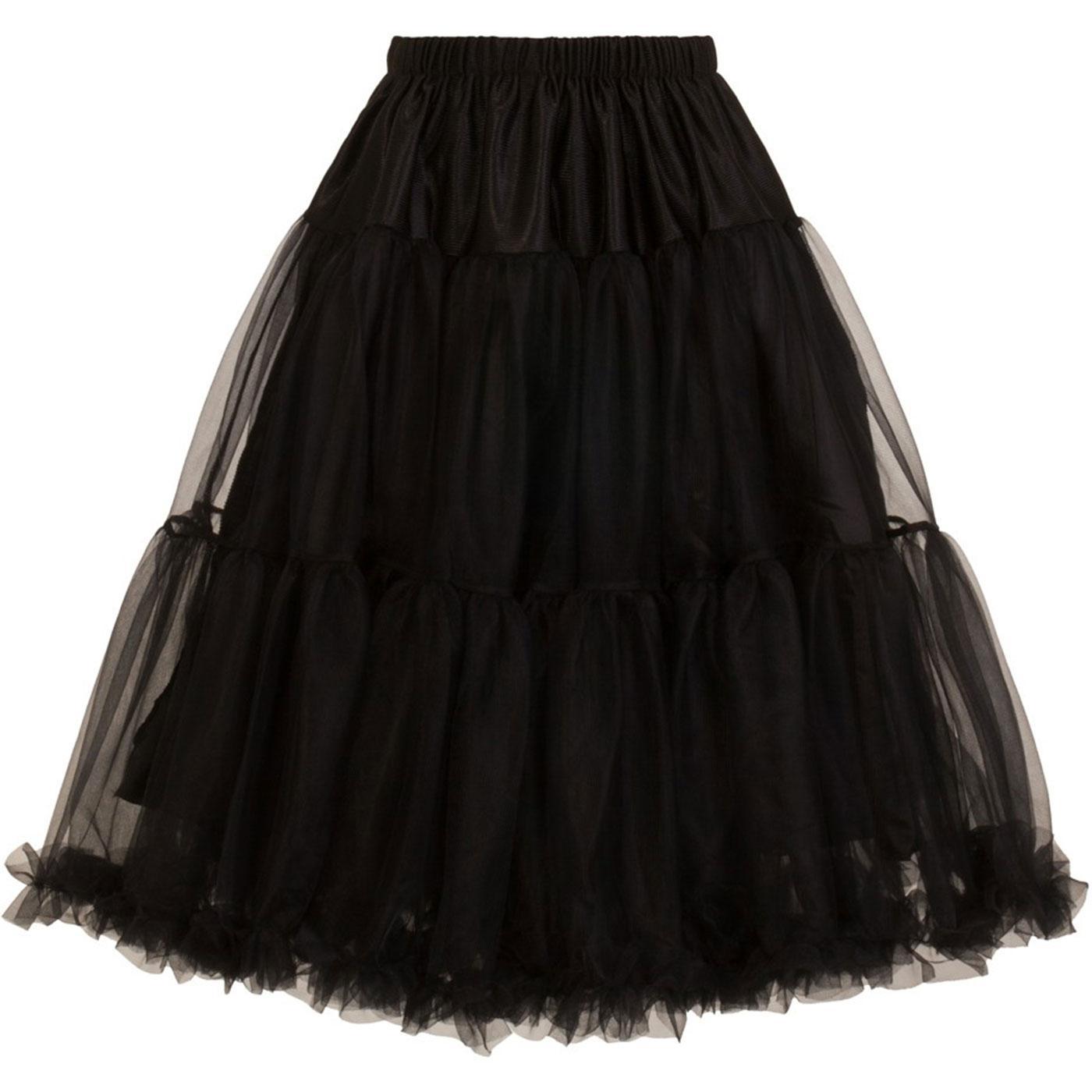 Polly HELL BUNNY Retro 50s Crinoline Petticoat B