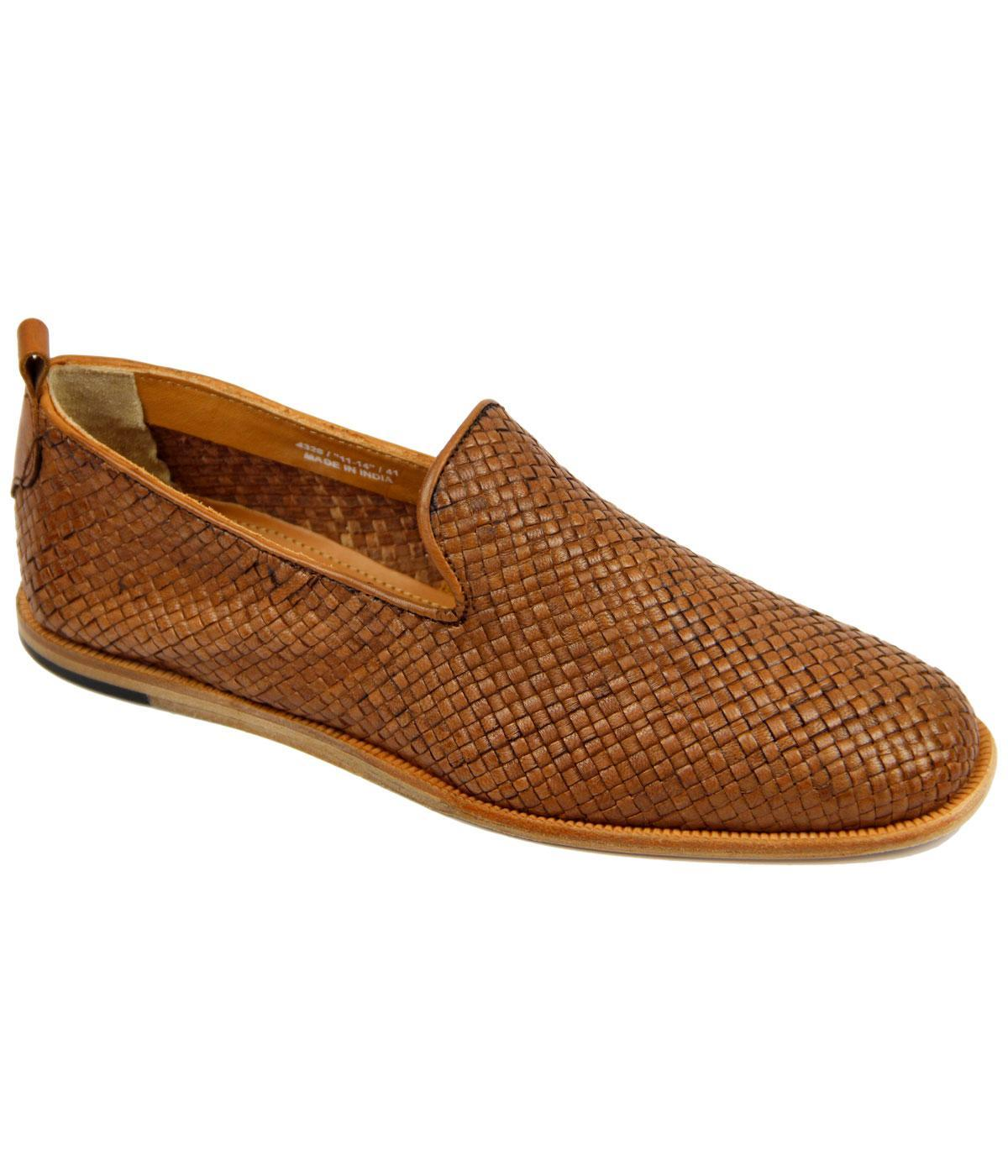 Ipanema HUDSON Retro Basket Weave Slip-On Shoes