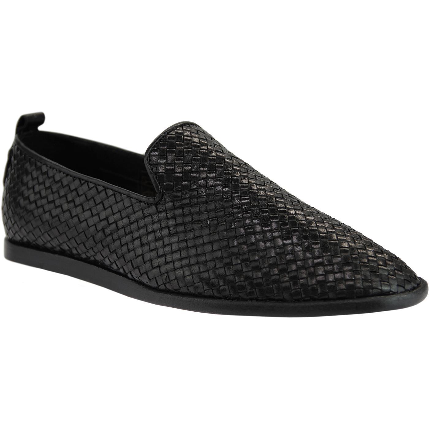 Ipanema HUDSON Retro Basket Weave Slip-On Shoes B