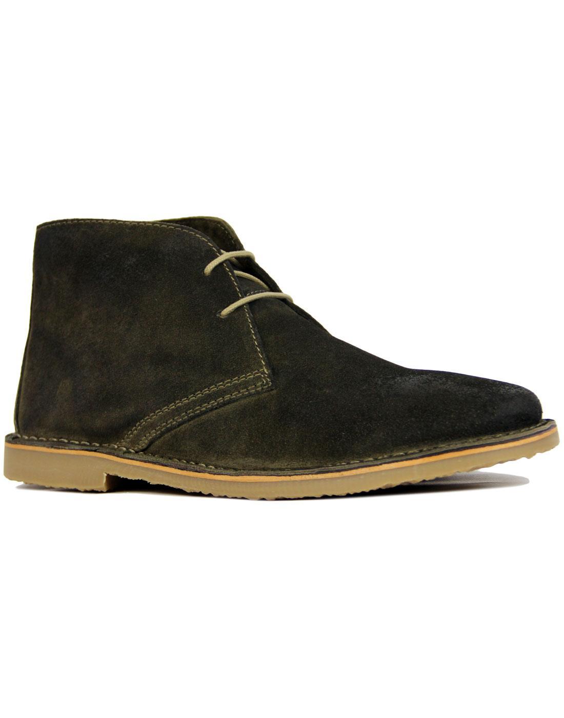 Canyon IKON ORIGINAL 60s Mod Suede Desert Boots K