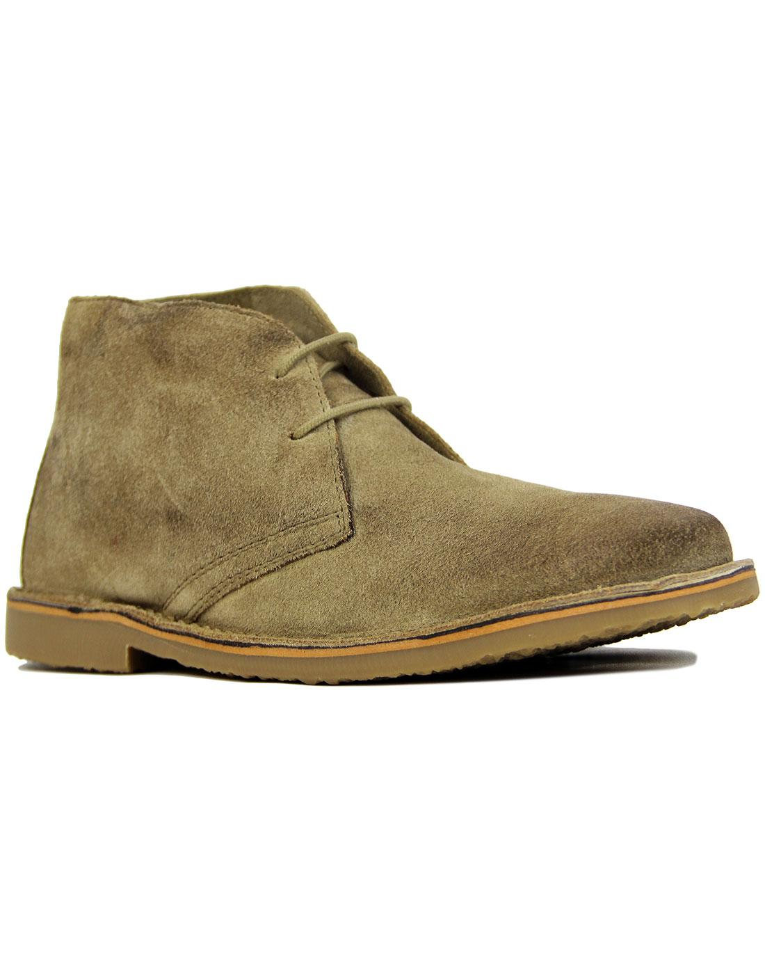 Canyon IKON ORIGINAL 60s Mod Suede Desert Boots T
