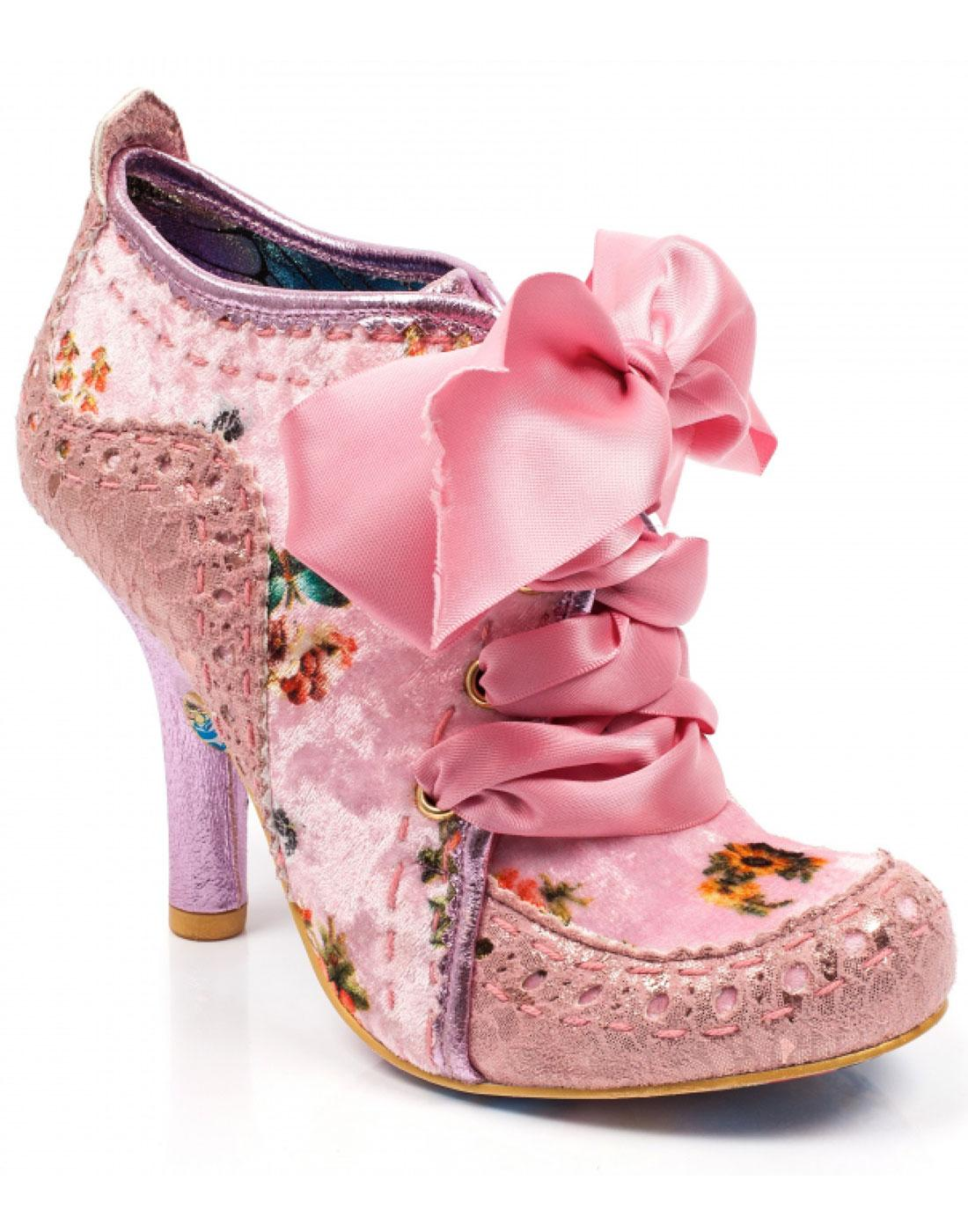 Abigail's Third Party IRREGULAR CHOICE Boots Pink
