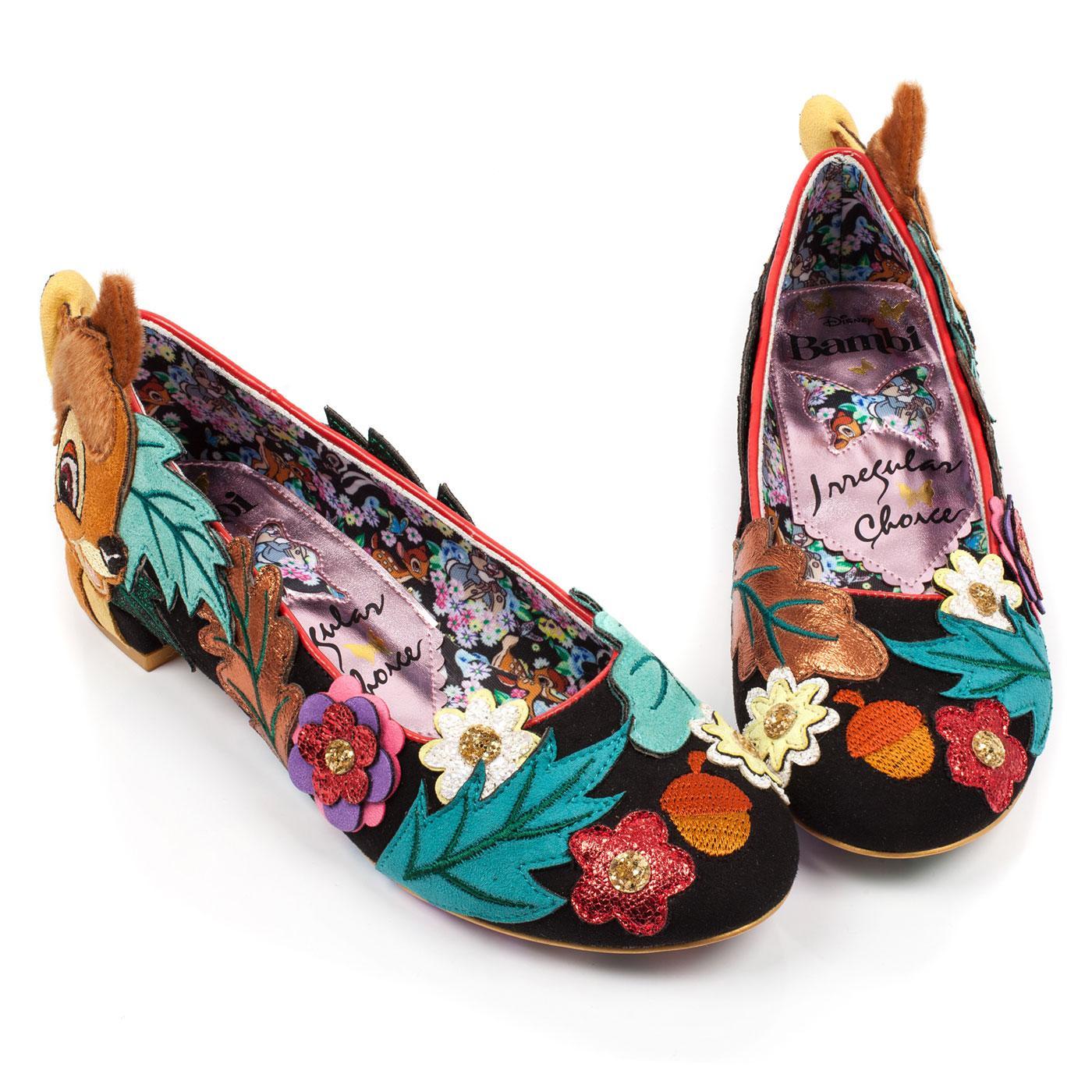 Sweet Little Prince IRREGULAR CHOICE BAMBI Shoes