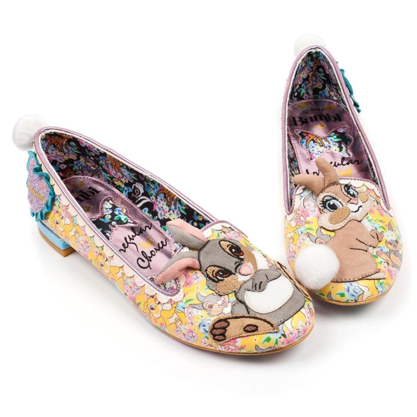 Sweet As Can Be IRREGULAR CHOICE Thumper Shoes