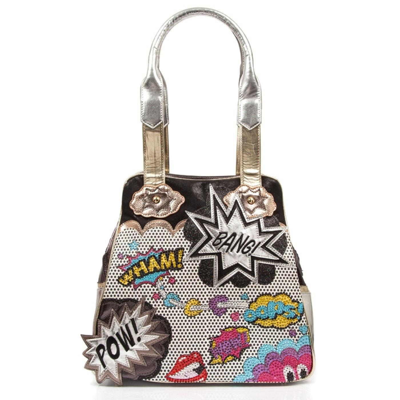 Wham! Bang! Pow! IRREGULAR CHOICE Handbag