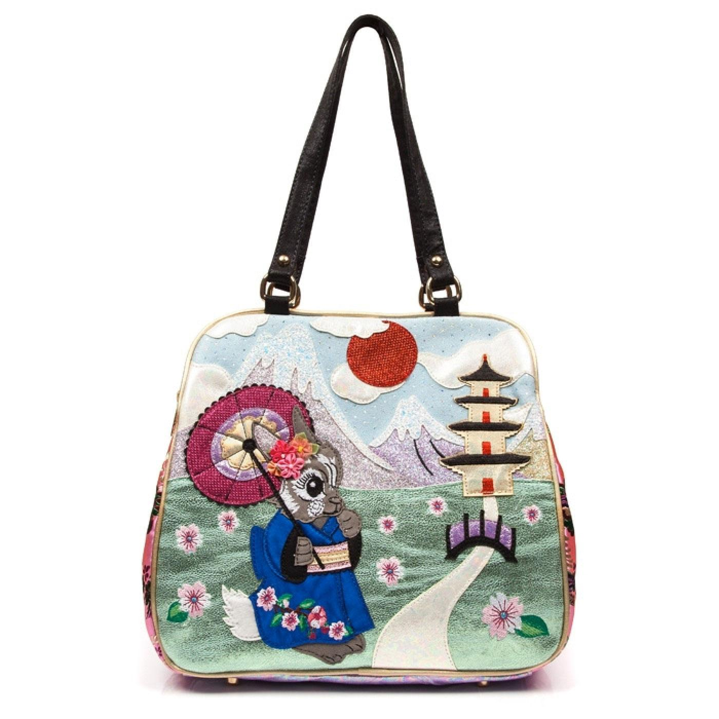 Blossom Bunny IRREGULAR CHOICE Japanese Handbag