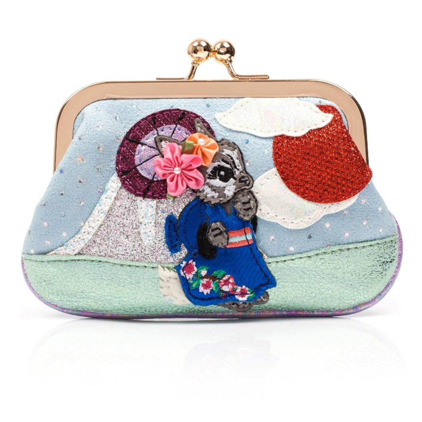 Blossom Bunny IRREGULAR CHOICE Japanese Purse