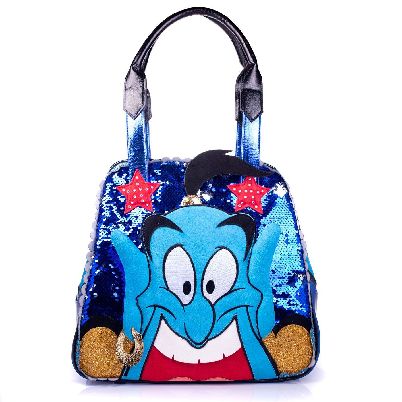 Genie IRREGULAR CHOICE Disney's Aladdin Handbag