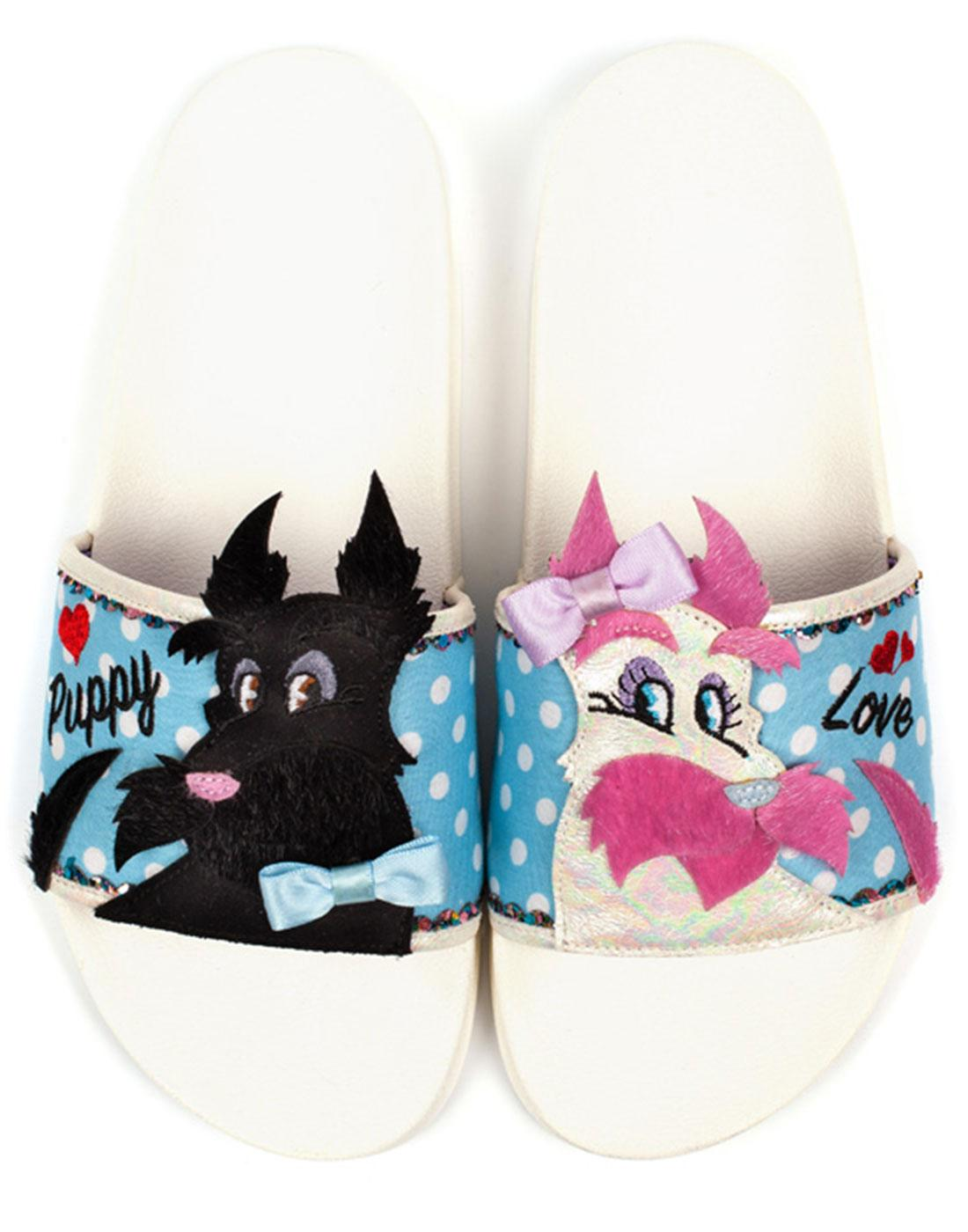 Dogi Devotion IRREGULAR CHOICE Pool Slide Sandals