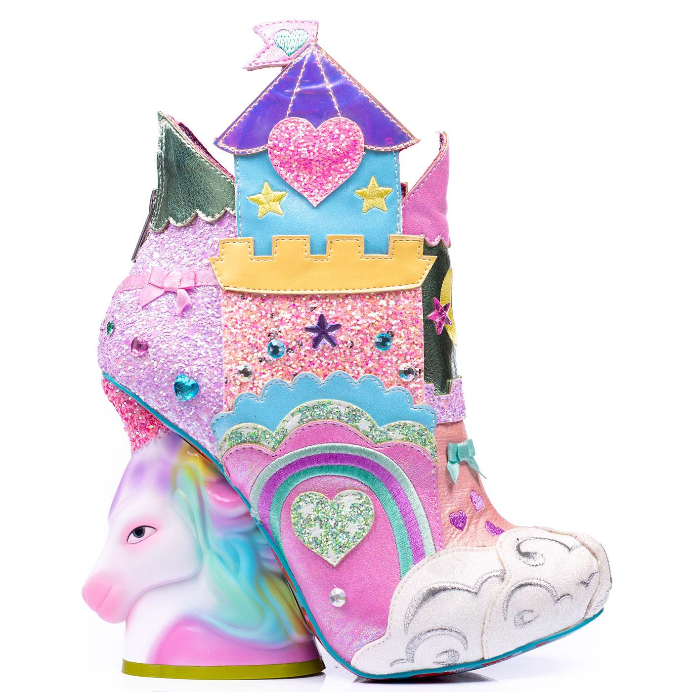 Dreams Come True IRREGULAR CHOICE Unicorn Boots