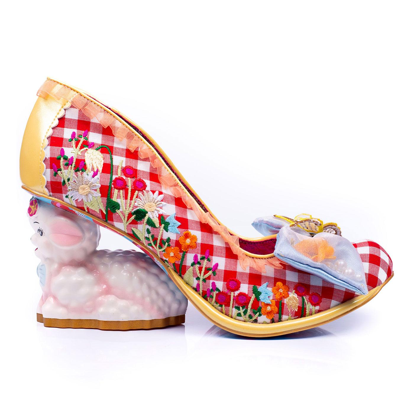Famalamb IRREGULAR CHOICE Family Reunion Heels