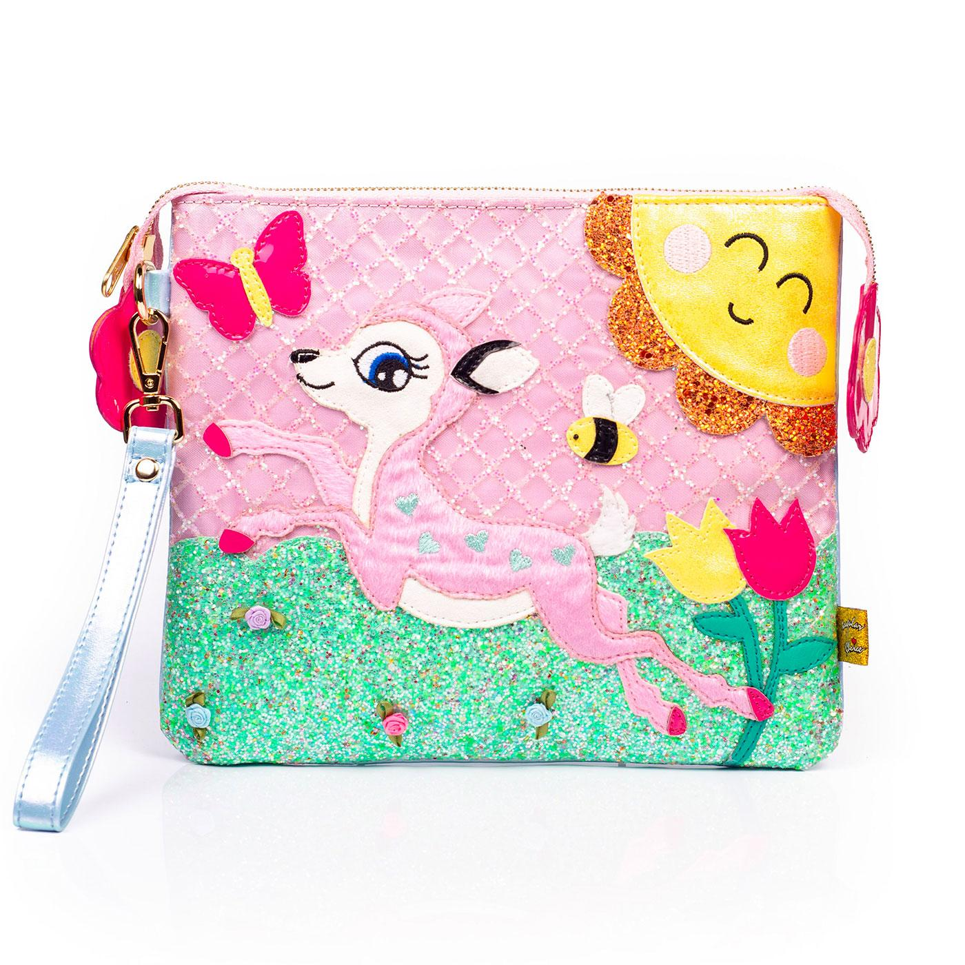 Fawntastic IRREGULAR CHOICE Family Reunion Pouch