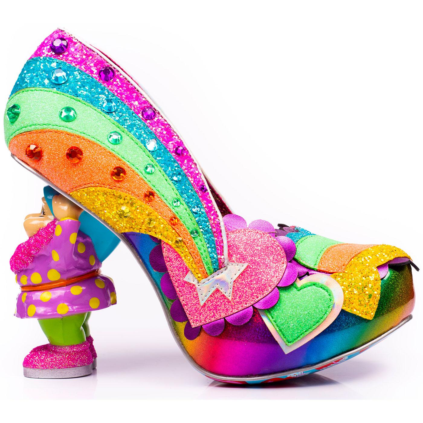 I Just Gnome It IRREGULAR CHOICE Character Shoes