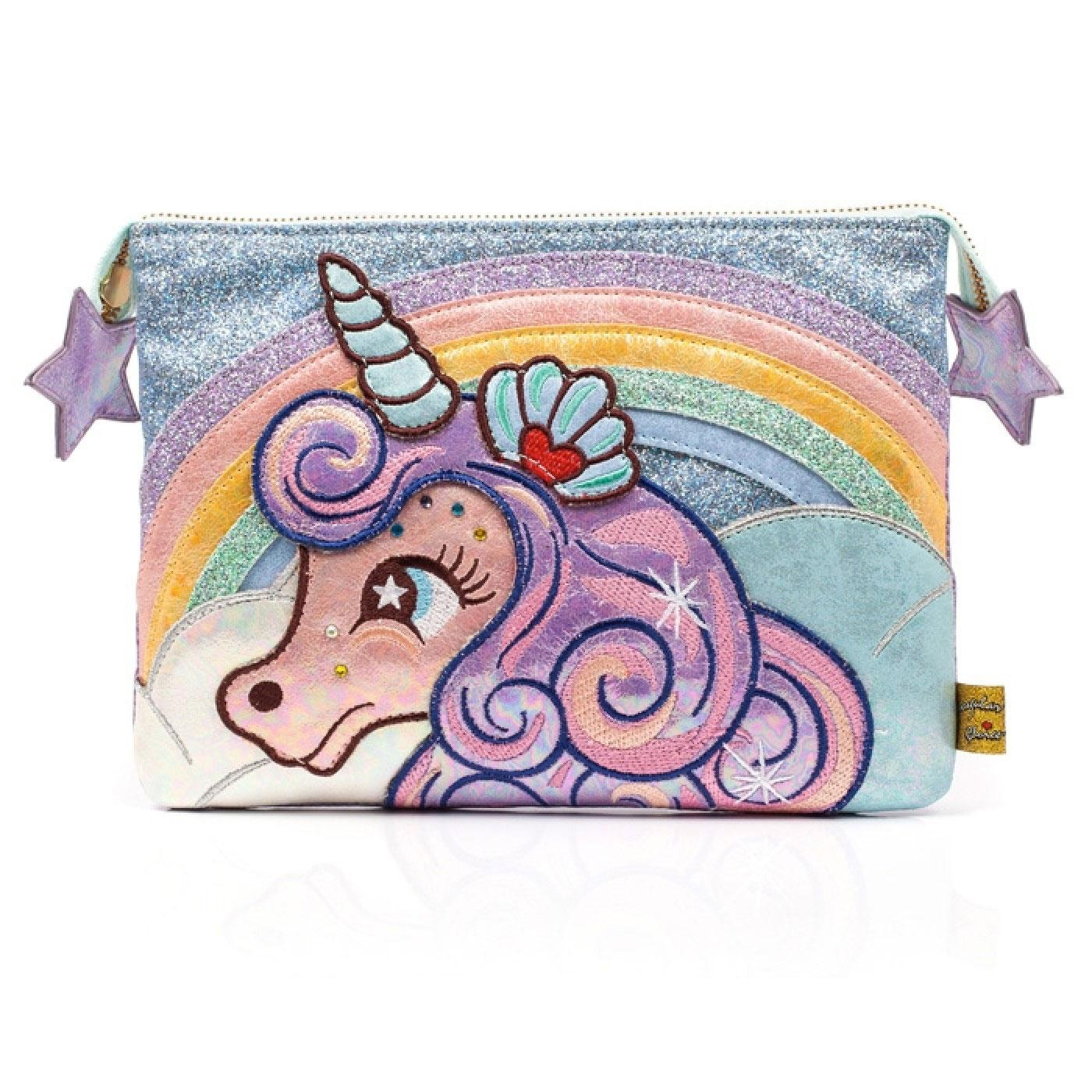 Lady Daisy IRREGULAR CHOICE Retro Unicorn Pouch