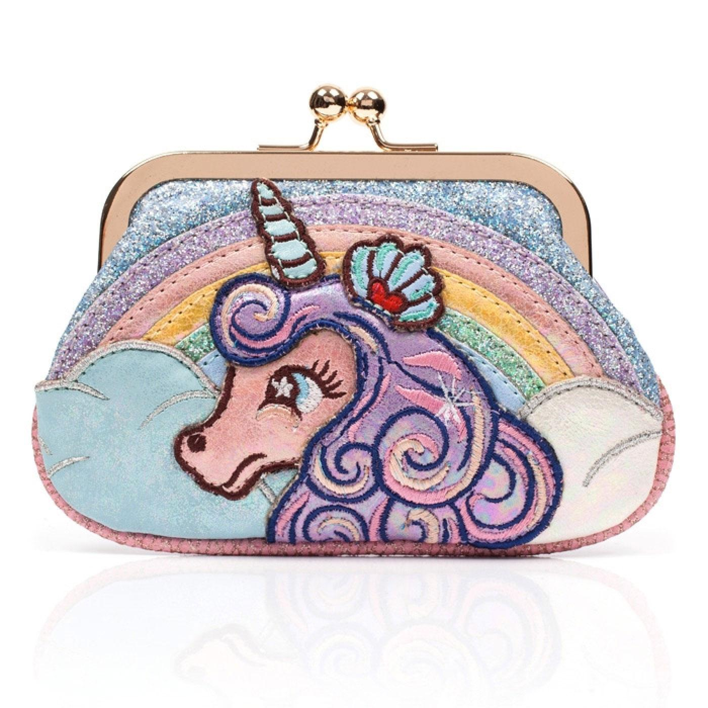 Lady Daisy IRREGULAR CHOICE Retro Unicorn Purse