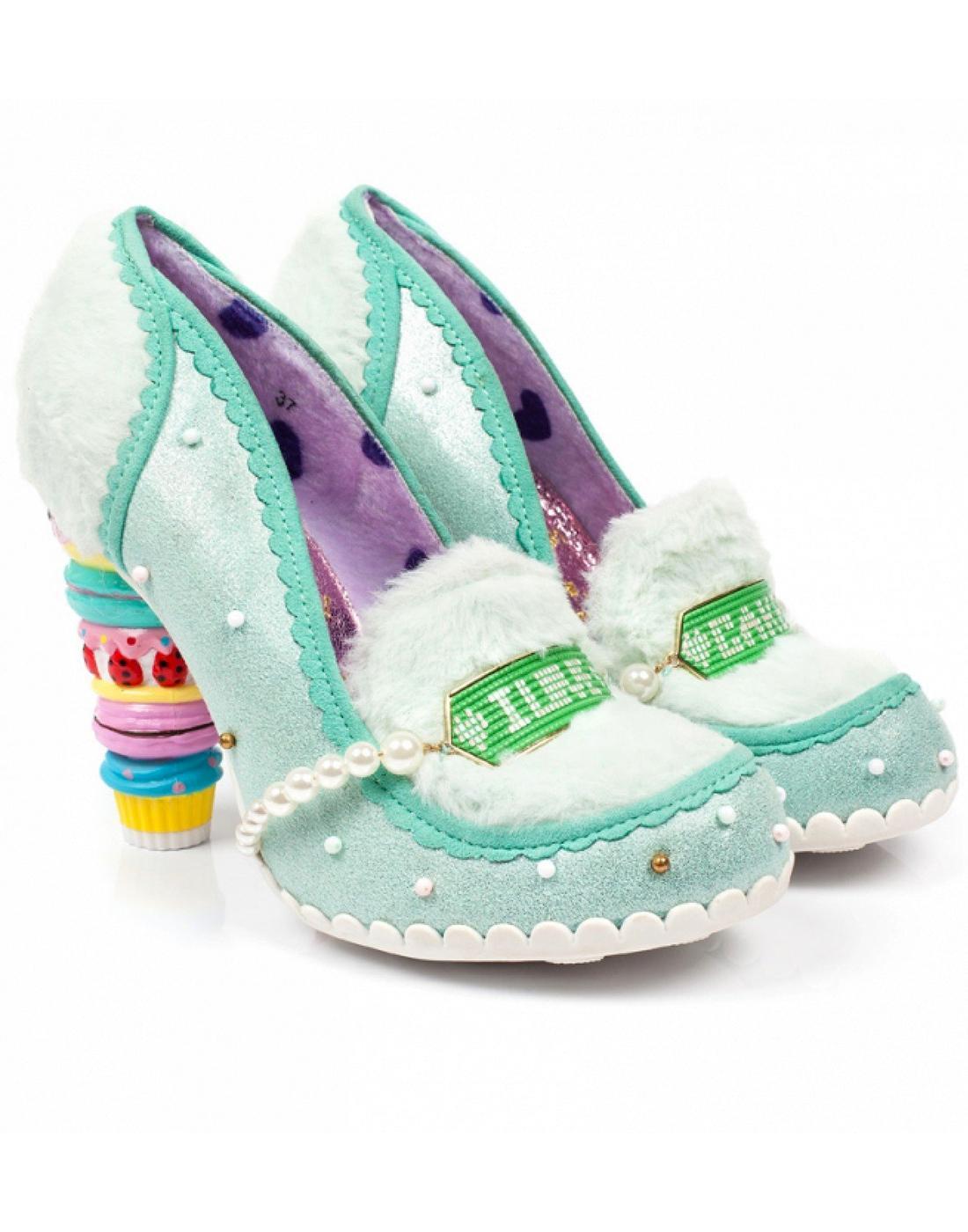 Macka Ron IRREGULAR CHOICE Sweets & Cakes Heels