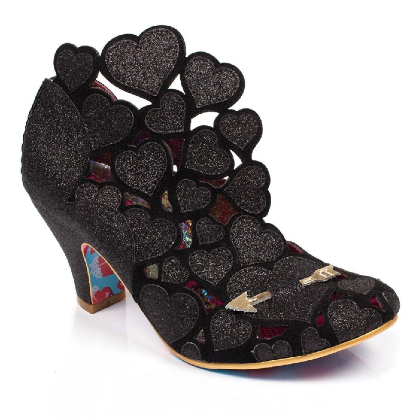 Meile IRREGULAR CHOICE Sweetheart Shoe-Boots B
