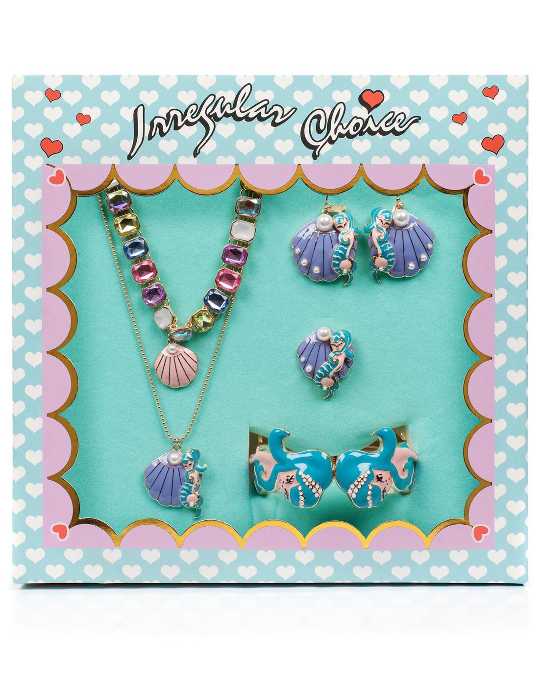 + Sing Serena IRREGULAR CHOICE Mermaid Gift Set