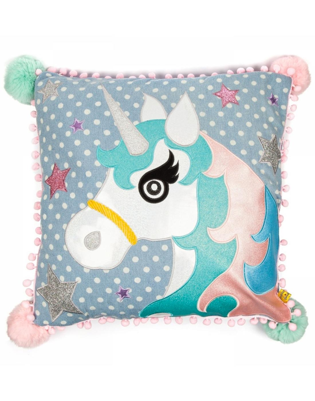 IRREGULAR CHOICE Misty Reigns Cuddler Cushion