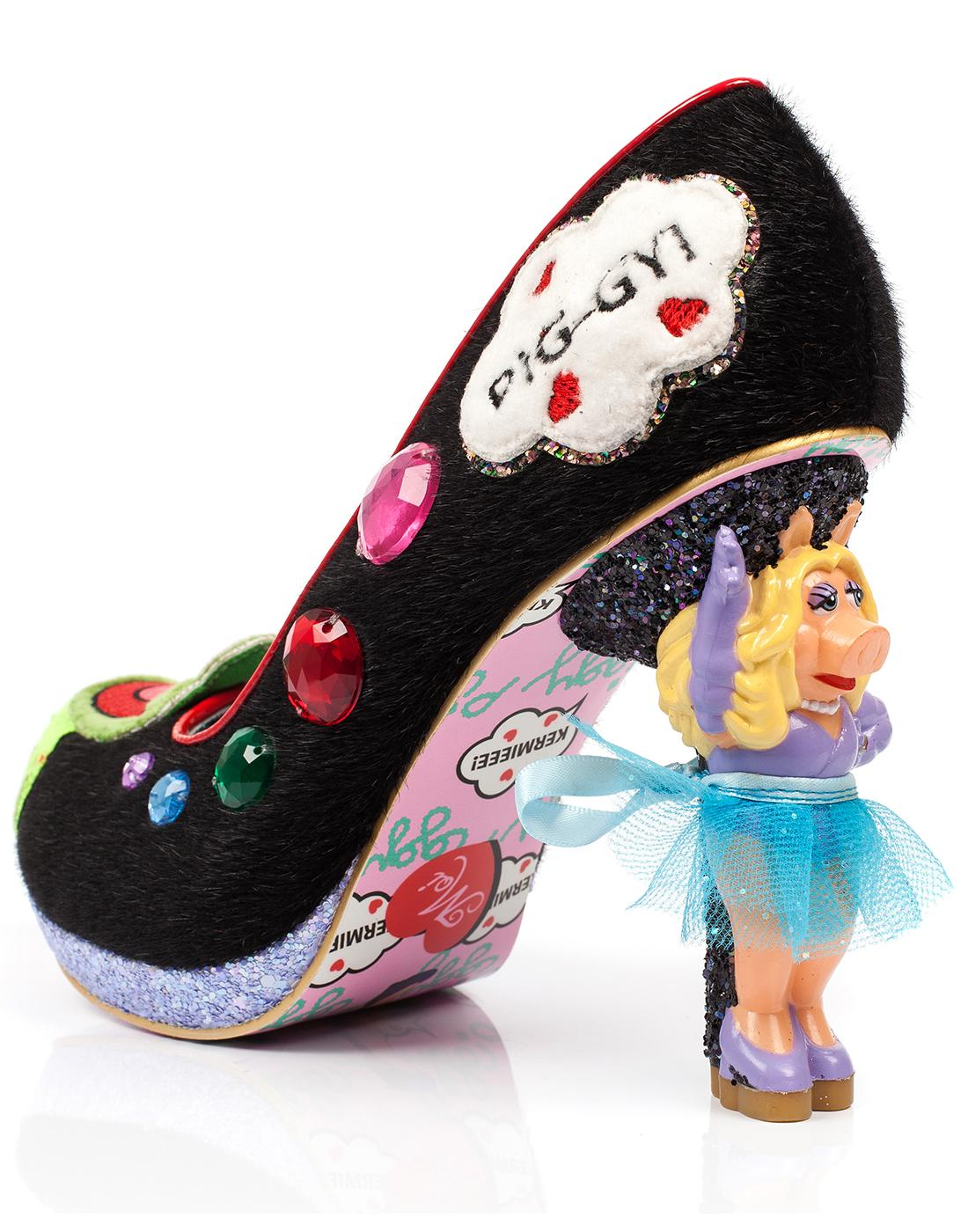Supercouple IRREGULAR CHOICE x MUPPETS Heels