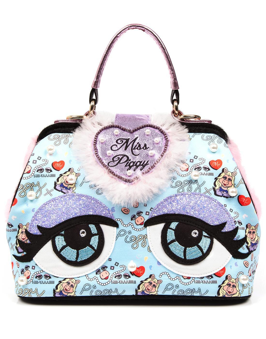 Who? Moi? IRREGULAR CHOICE x THE MUPPETS Handbag