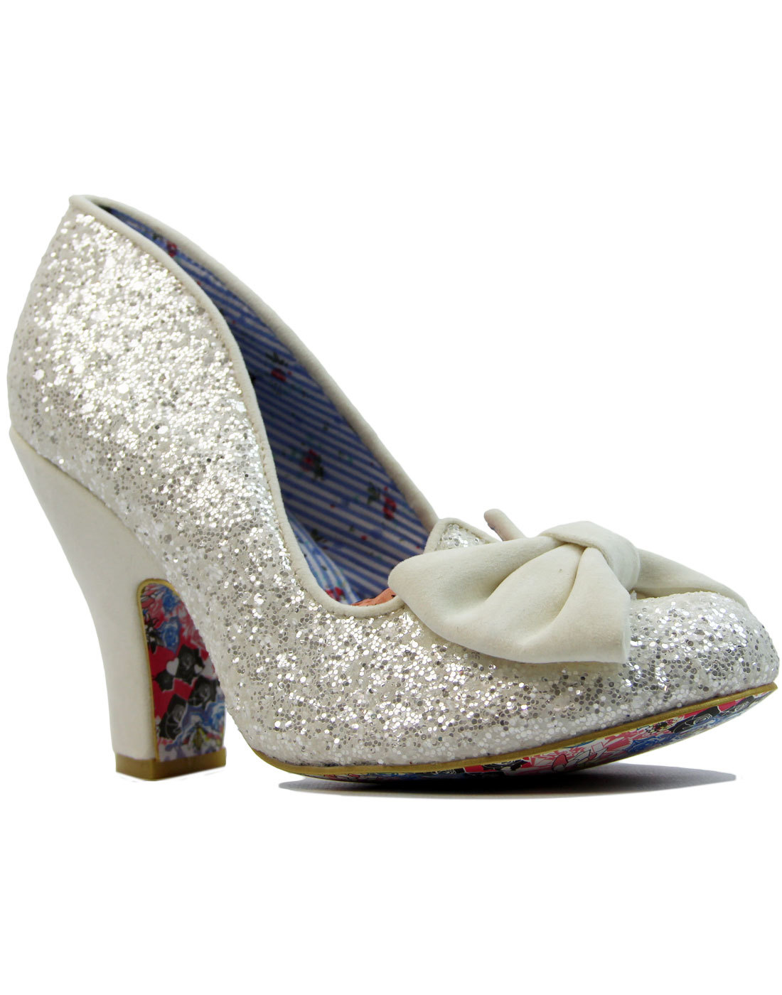 62362cbd52b9 Women s Shoes · Wedding. Nick of time IRREGULAR CHOICE Sequin Glitter Heels.  Nick of time IRREGULAR CHOICE Sequin Glitter Heels